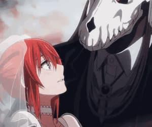 anime, gif, and mahou tsukai no yome image