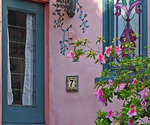 doors, house, and windows image