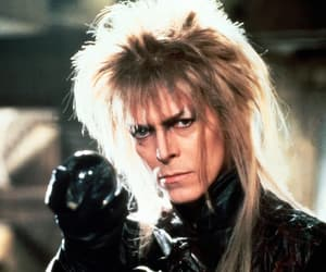 david bowie and labyrinth image