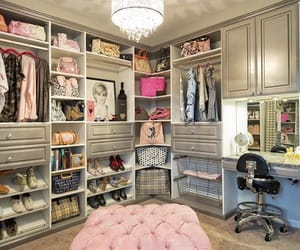 closet and luxury image
