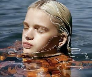 orange and water image