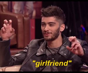 zayn malik, zayn, and girlfriend image
