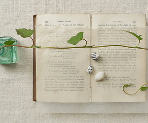 bottle, linen, and poetry image