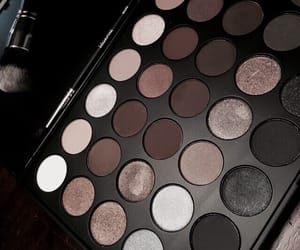 makeup, palette, and beauty image