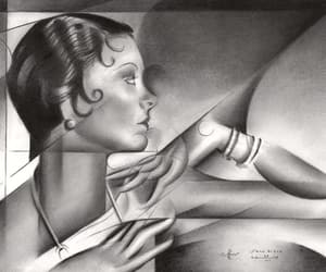 1930s, art, and celebrity image