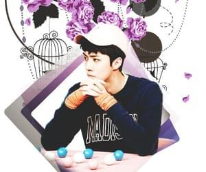 asian boy, sehun, and baekhyun image
