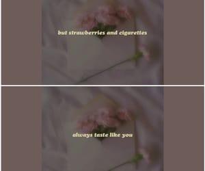 Lyrics, vintage, and pastel image