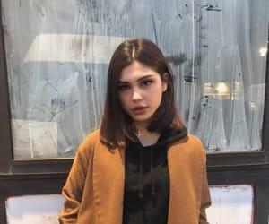 beautiful, girl, and natural image
