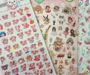 collant, lolita, and stickers image