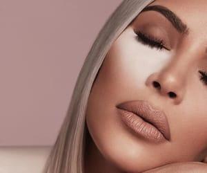 kiki, kim kardashian, and kkw beauty image