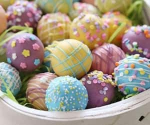 food, sweet, and easter image