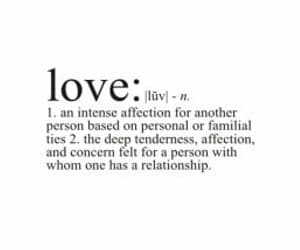 dictionary, theme, and love image