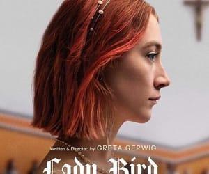 film, lady bird, and movie image