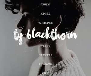 gif, tiberius blackthorn, and shadowhunters image