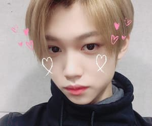 felix, stray kids, and kpop image