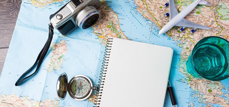 article, list, and travel image