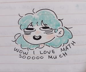 doodle, hehe, and math image