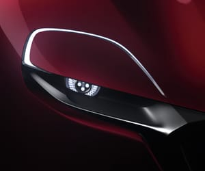 burgundy, cars, and design image