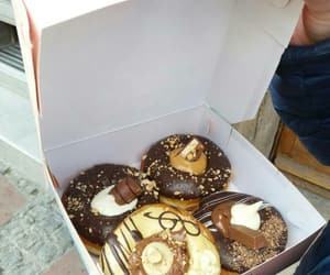 donuts and music image