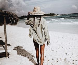 adventure, beach, and fashion image