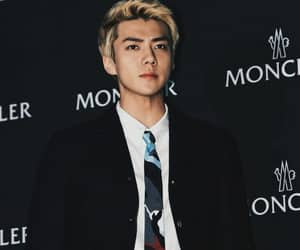 aesthetic, sehun, and alternative image
