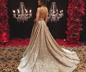 dress, girl, and goals image
