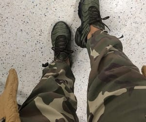 military, nike, and tn image