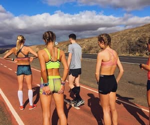 fit, fitness, and run image