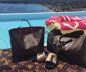 luxury, lifestyle, and Louis Vuitton image