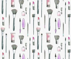 make up, maquillaje, and wallpaper image
