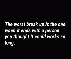 quotes and breakup image