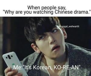 funny, korea, and south korea image