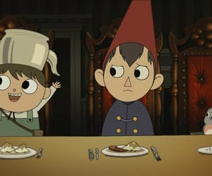 cartoon network and over the garden wall image