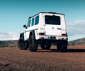 mercedes, g wagon, and g class image
