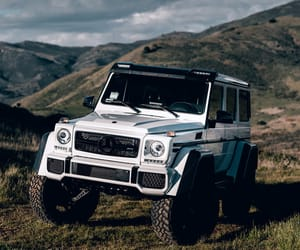 mercedes, mercedes benz, and g wagon image