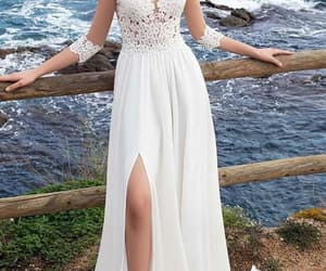 evening dresses, bridesmaid dresses, and prom dresses image