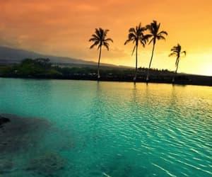 sunrise, beaches, and escape image