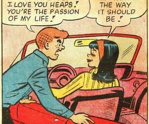comics, girls, and riverdale image