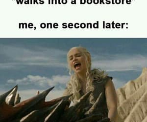 bookstore, meme, and me image