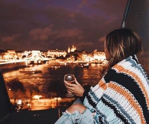 budapest, travel, and girl image