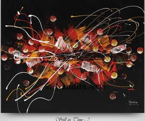 abstract art, Abstract Painting, and mixed image