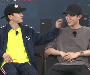 Chen, chanyeol, and baekhyun image