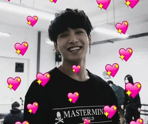 hearts, bts, and jungkook image