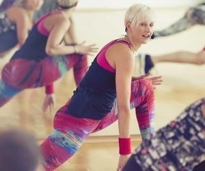 fitness, leggings, and yoga pants image