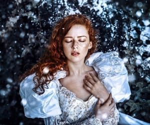 enchanted, fairy tale, and freckles image