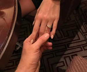 goals, nails, and hands image