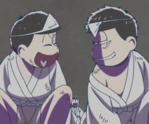 anime, osomatsu san, and ichimatsu matsuno image