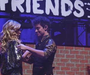 disney channel, valentina zenere, and soy luna image