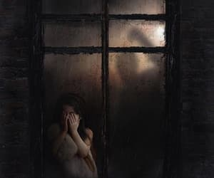 abuse, window, and child image