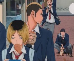 anime, haikyuu, and nekoma image